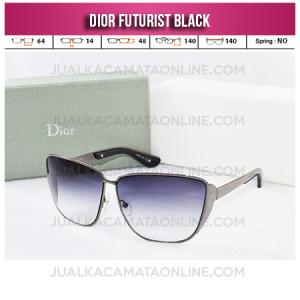 Toko Kacamata Dior Futurist Black