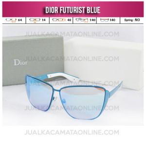 Model Kacamata Terbaru Dior Futurist Blue