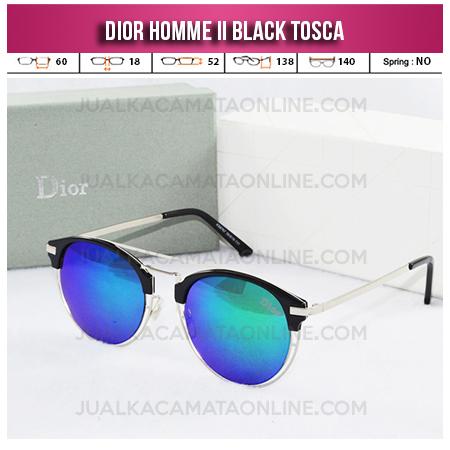 Grosir Kacamata Wanita Terbaru Dior Homme II Black Tosca