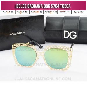 Jual Kacamata Wanita Terbaru Dolce Gabbana S704 Tosca