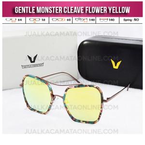 Jual Kacamata Gentle Monster Terbaru Cleave Yellow