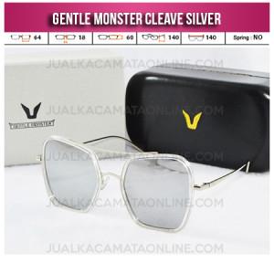 harga Kacamata Gentle Monster Terbaru Cleave Mirror
