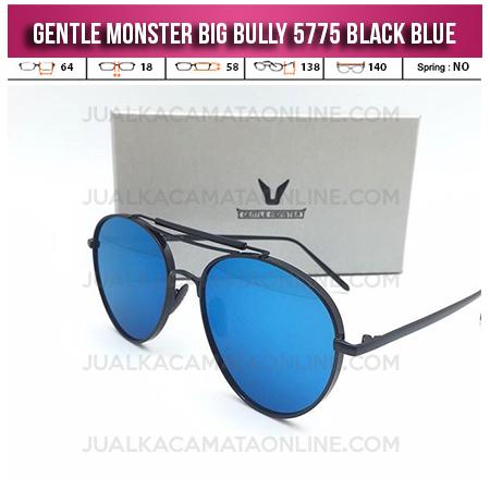 Model Kacamata Gentle Monster Big Bully Black Blue