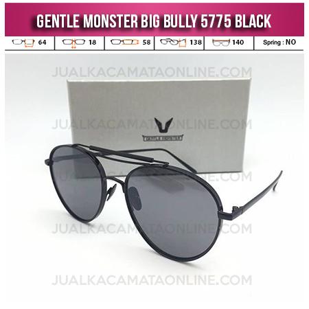 Jual Kacamata Gentle Monster Big Bully Black