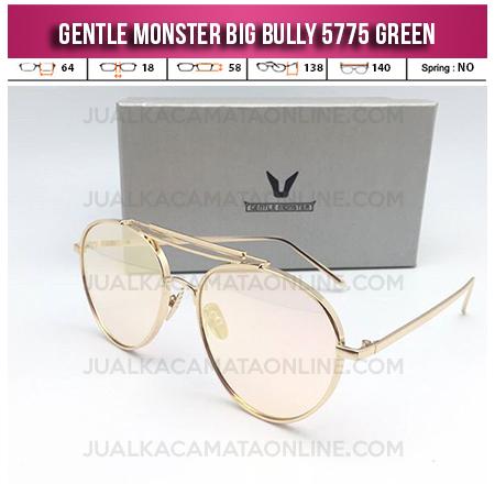 Harga Kacamata Gentle Monster Big Bully Green