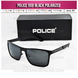 Jual Kacamata Police 009 Black