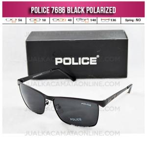 Jual Kacamata Police Terbaru 7686 Black