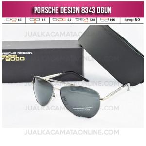 Jual Kacamata Porsche Design 8343 Dgun Polarized Terbaru