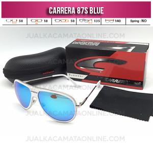 Harga Kacamata Carrera 87S Fullset Blue