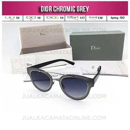 Jual Kacamata Wanita Terbaru Dior Chromic Grey