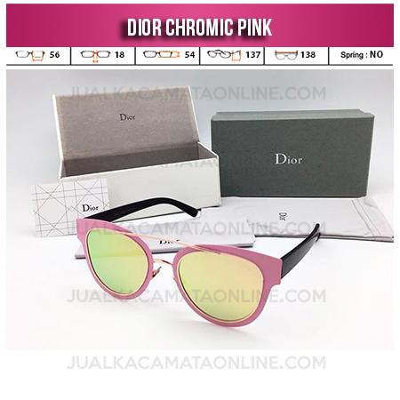Jual Kacamata Wanita Terbaru Dior Chromic Pink