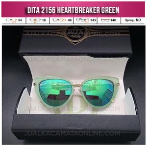 Harga Kacamata Wanita Terbaru Dita Heartbreaker Green