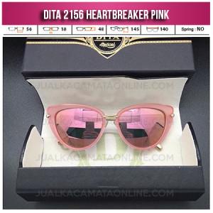 Jual Kacamata Wanita Terbaru Dita Heartbreaker Pink