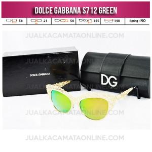 Harga Kacamata Dolce Gabbana S712 Green
