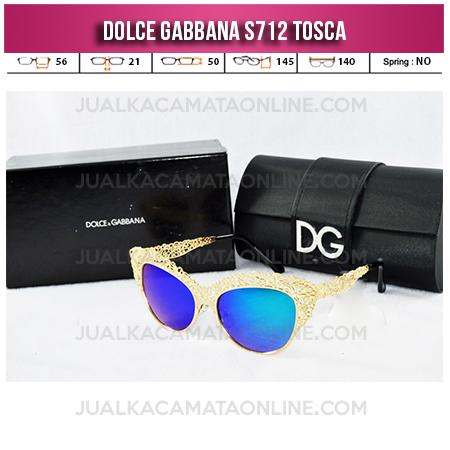Jual Kacamata Dolce Gabbana S712 Tosca