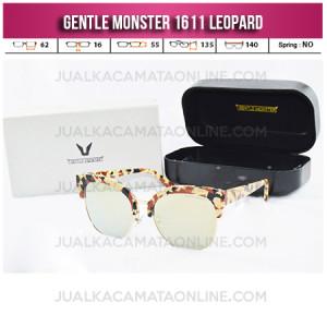 Harga Kacamata Wanita Gentle Monster 1611 Leopard