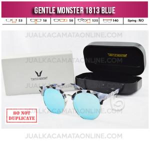 Kacamata Wanita Terbaru Gentle Monster 1813 Blue
