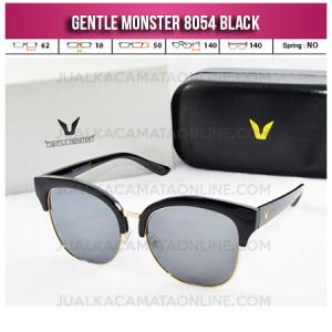 Jual Kacamata Wanita Gentle Monster 8054 Black