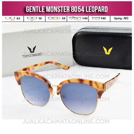 Harga Kacamata Wanita Gentle Monster 8054 Leopard