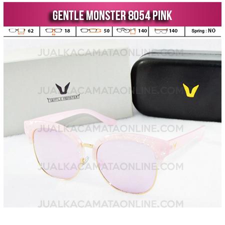 Grosir Kacamata Wanita Gentle Monster 8054 Pink
