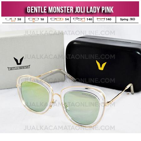 Kacamata Gentle Monster Joli Lady Pink Kacamata Wanita Terbaru