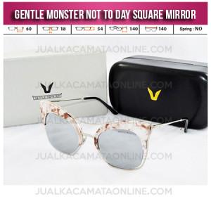 Toko Kacamata Online Gentle Monster Not To Day II Mirror