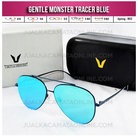 Jual Kacamata Gentle Monster Tracer Aviator Blue Jual KAcamata WAnita Terbaru