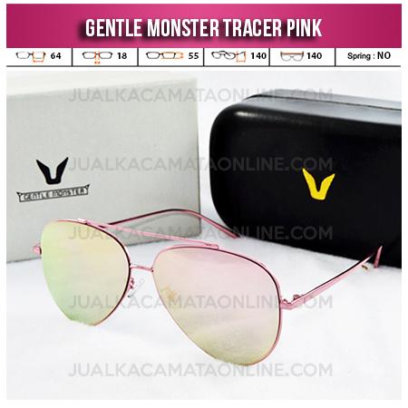 Kacamata Gentle Monster Tracer Aviator Pink Harga Kacamata Wanita Terbaru