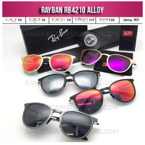 Jual Kacamata Rayban Rb4210 Alloy Terbaru