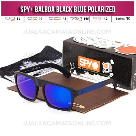 Jual Kacamata Spy Balboa Black Blue Terbaru