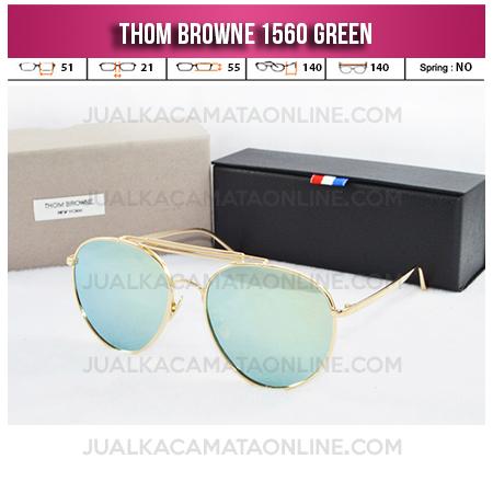 Kacamata Thom Browne 1560 Green Jual Kacamata Terbaru
