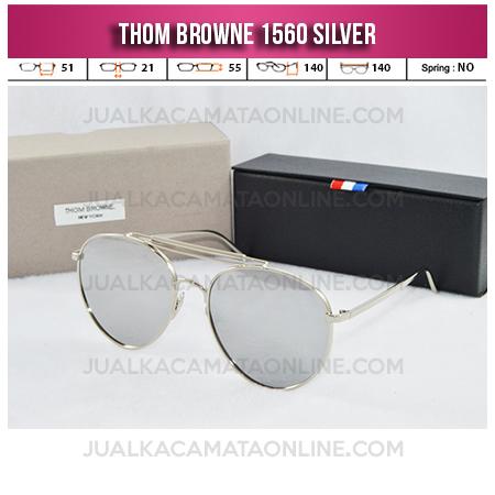 Harga Kacamata Thom Browne 1560 Silver Jual Kacamata Terbaru