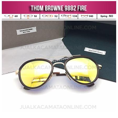 Toko Kacamata Online Thom Browne 9882 Fire Jual Kacamata Terbaru