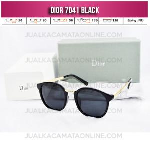 Jual Kacamata Wanita Terbaru Dior7041 Black