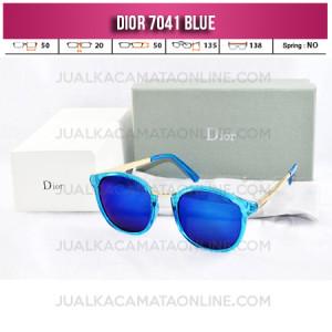 Harga Kacamata Wanita Dior7041 Blue