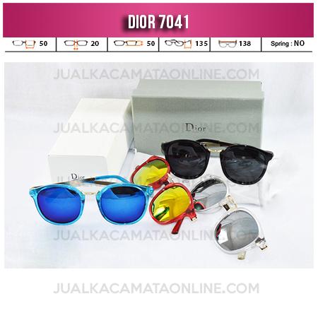 Jual Kacamata Wanita Dior7041 Terbaru