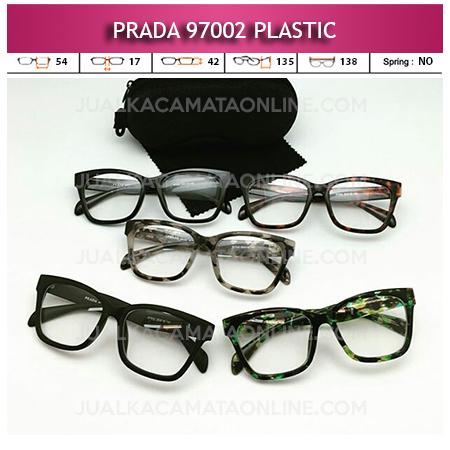 Jual Frame Kacamata Baca Prada 97002 Terbaru