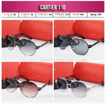 Jual Kacamata Cartier 110 Terbaru