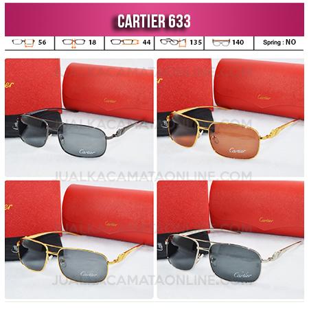 Jual Kacamata Cartier 633 Terbaru