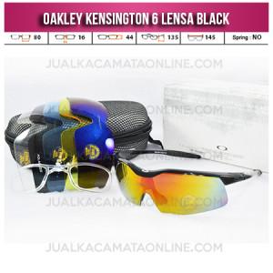 Harga Kacamata Oakley Terbaru Kensington Black