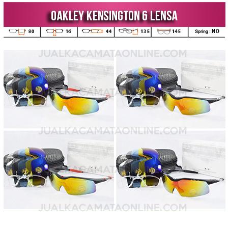 Jual Kacamata Oakley Terbaru Kensington 6 Lensa