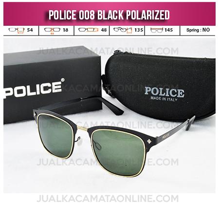 Jual Kacamata Police Terbaru 008 Black