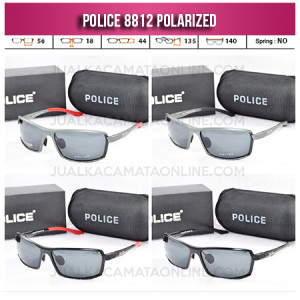 Jual Kacamata Police 8812 Polarized Terbaru