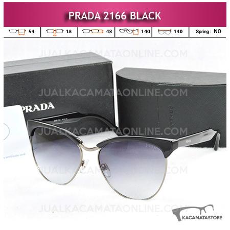Jual Kacamata Prada 2166 Black