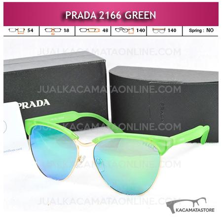 Harga Kacamata Prada 2166 Green