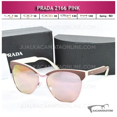 Jual Kacamata Prada 2166 Pink