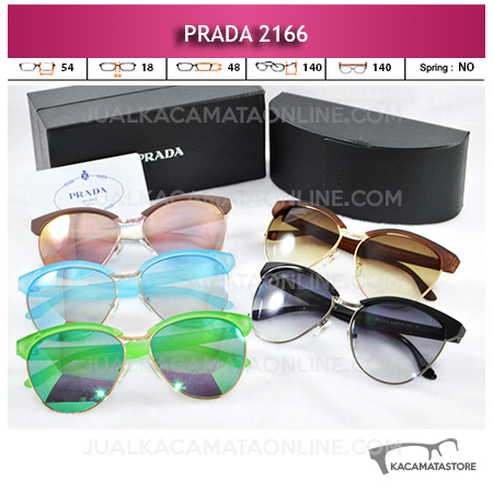 Jual Kacamata Prada 2166 Terbaru
