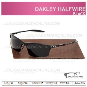 Kacamata Pria Oakley Halfwire Black