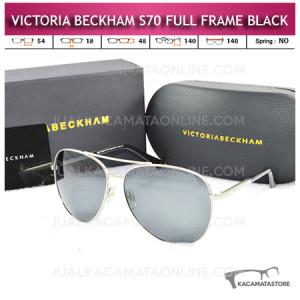 Kacamata Victoria Beckham S70 Full Frame Black