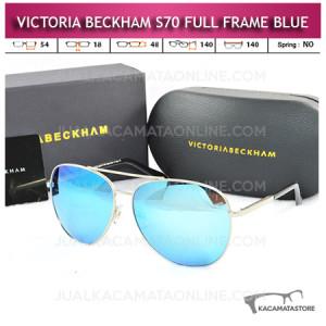 Grosir Kacamata Victoria Beckham S70 Full Frame Blue